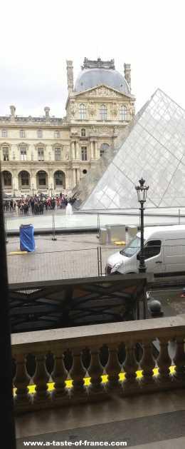Paris Louvre museum