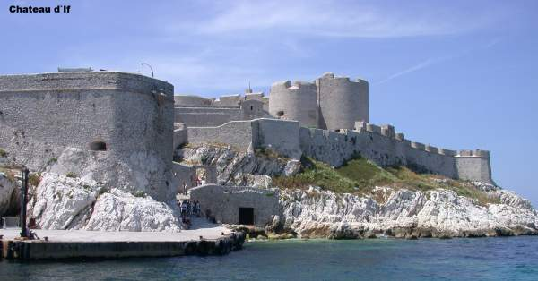 Chateau d`If Marseille picture