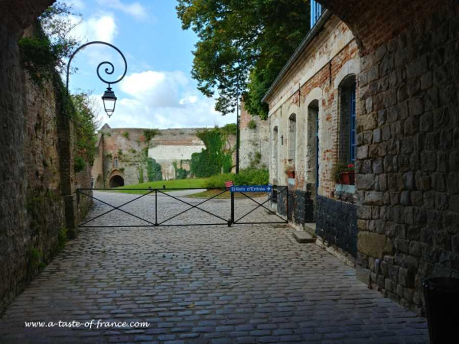 Montreuil sur Mer Citadel