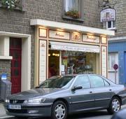 Mortain bread shop