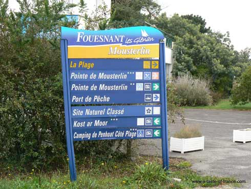 Mousterlin Brittany