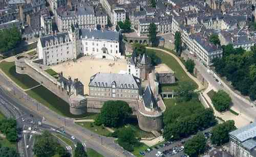 Nantes Chateau picture