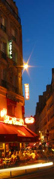 Paris Latin Quarter