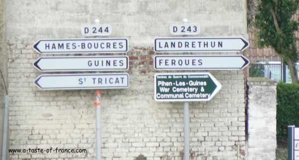 Pihen les Guines France