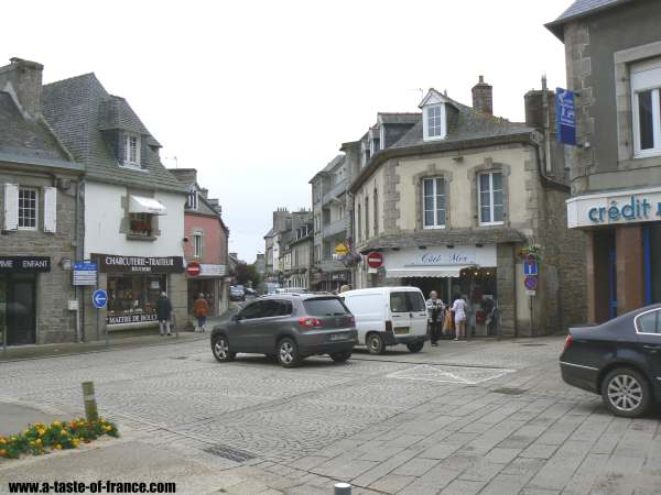 Plouescat Brittany