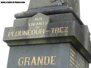 Plouneour-Trez church  Brittany