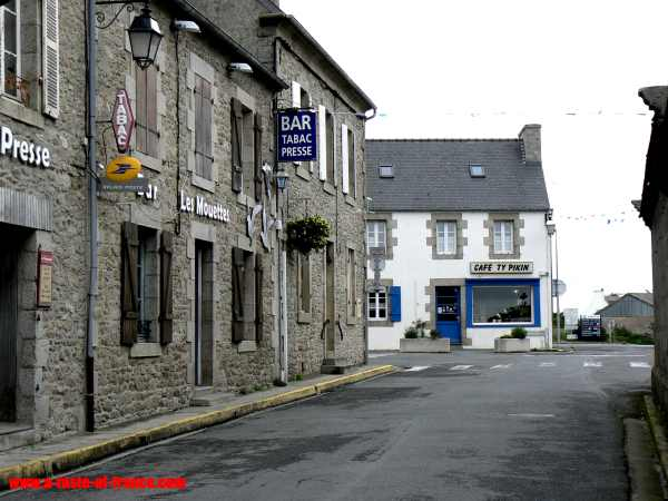 Plouneour-Trez  Brittany