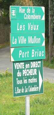 Port Briac Brittany