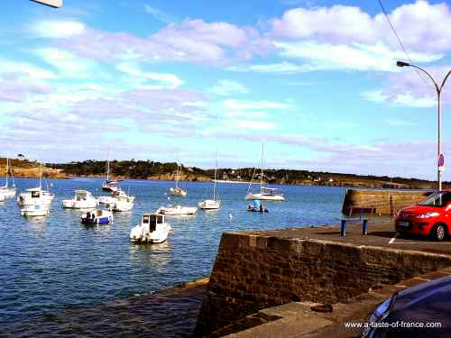 Port Manech Brittany