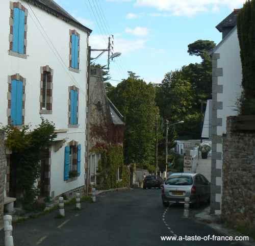 Port Manech Brittany