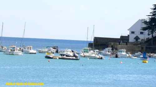 Port Manech Plage  Brittany