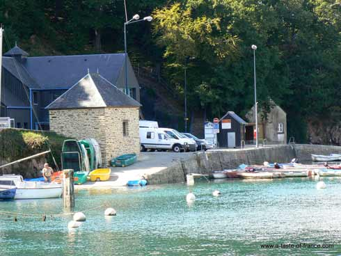 Port de Belon Brittany