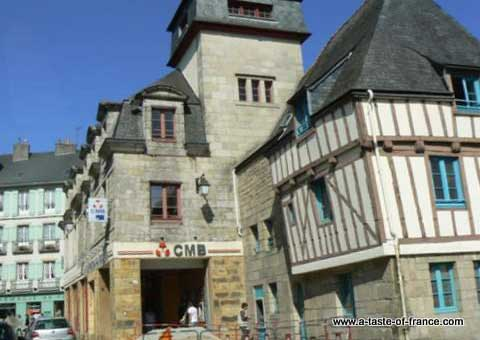 Quimper old house