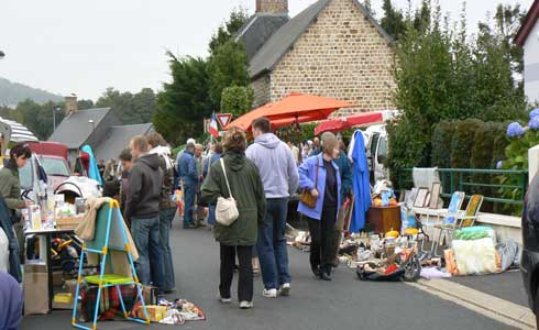 Romagny Manche Normandy