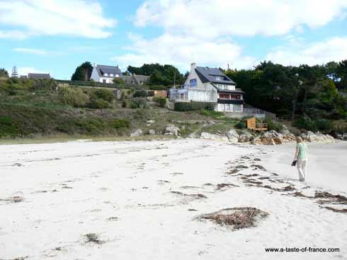 Rospico beach Brittany