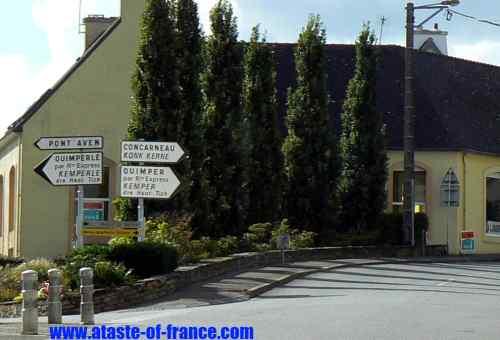 Rosporden Brittany