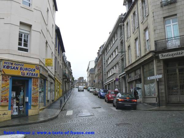 Saint-Brieuc Brittany