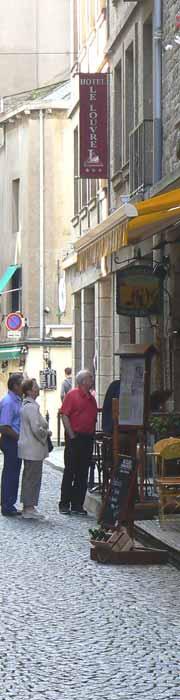 St Malo street