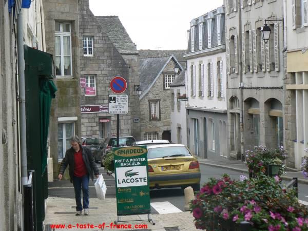 Saint-Pol-de-Leon Brittany