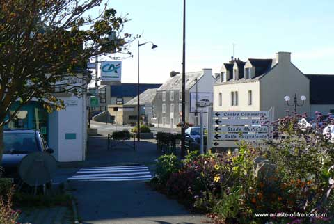 Saint Yvi Brittany