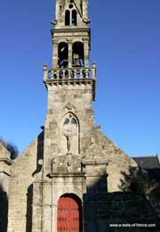 Saint Yvi church