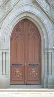 Sartilly church Normandy France