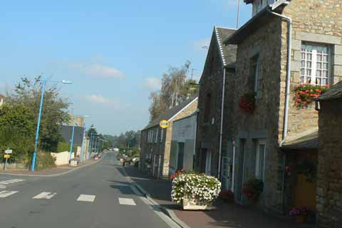 Sartilly Manche Normandy