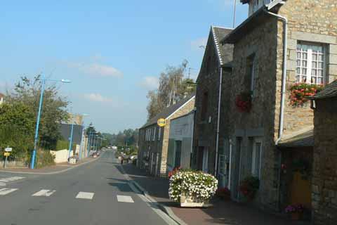 Sartilly Manche Normandy