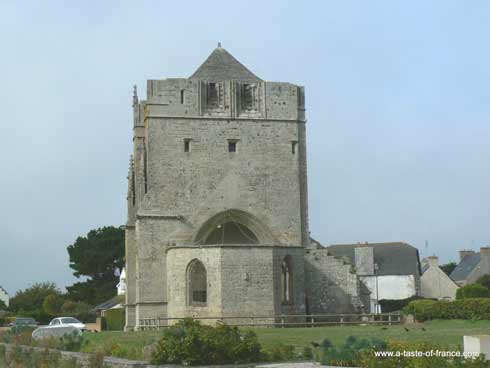 Saint Guenole Brittany