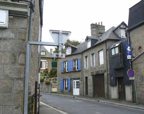 St Sever Calvados Manche Normandy