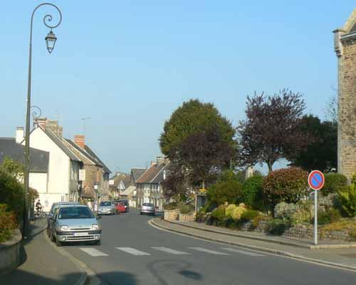St Jean des Champs Manche Normandy