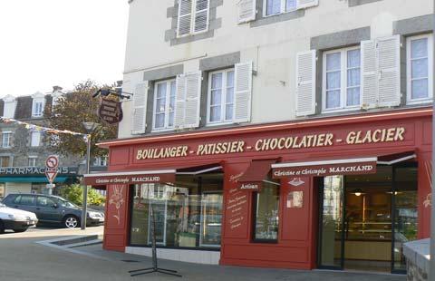 St Pair sur mer shop Manche Normandy