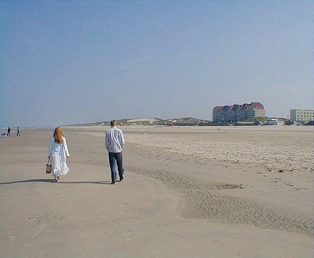 Stella-Plage beach 1