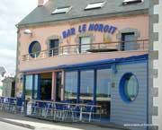 Trevignon cafe Brittany