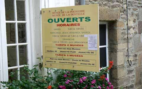 Villedieu les Poeles museum Manche Normandy