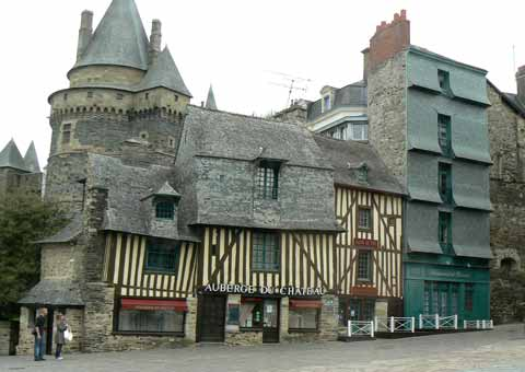 Vitre Brittany