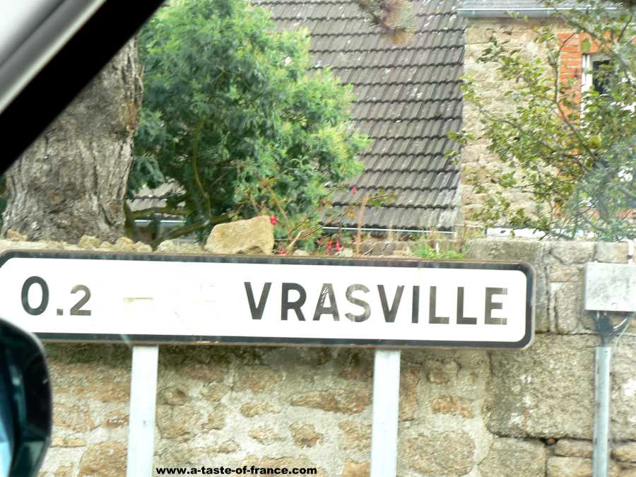 Vrasville Normandy France