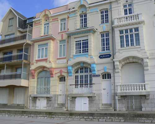 Wimereux holiday apartments