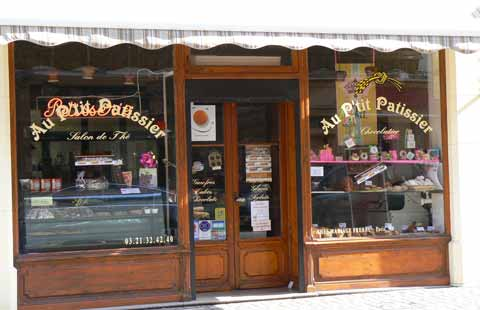 Wimereux bread shop