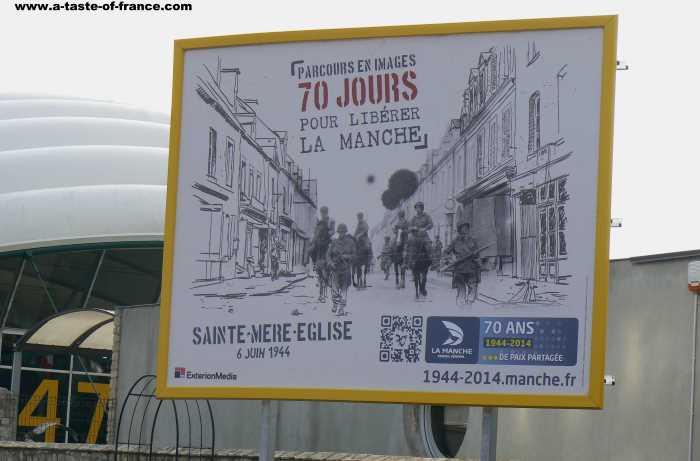 Airbourne Museum Sainte Mere Eglise Normandy