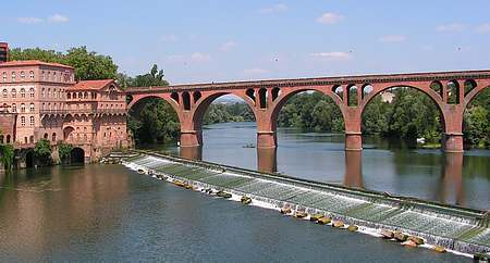 albi france bridge picture 1