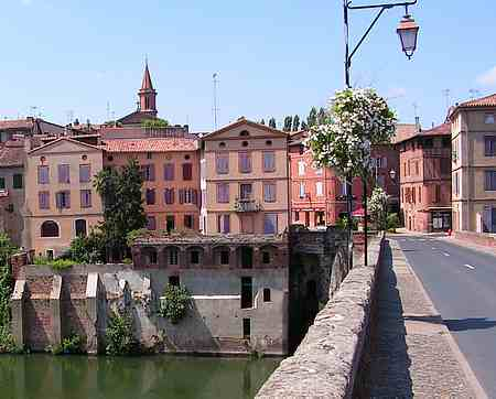 albi france bridge picture 2