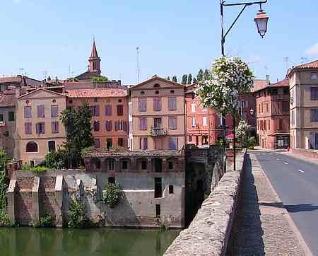 albi france bridge picture 2