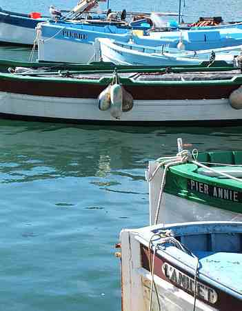 Antibes Harbour picture