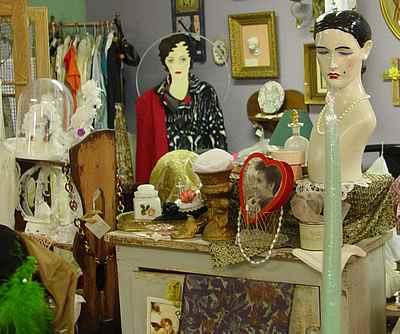antiques Paris