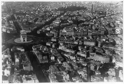 Arc de Triomphe 1889