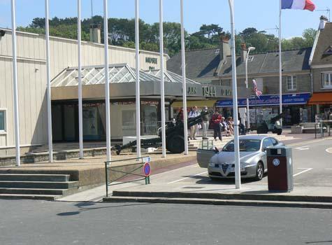 Arromanches les bains museum Calvados Normandy