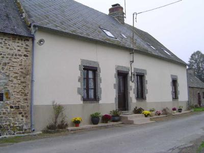 Front of property