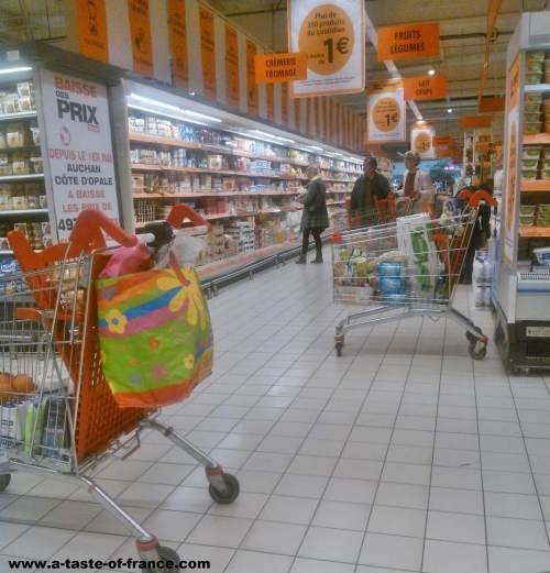 Auchan supermarket