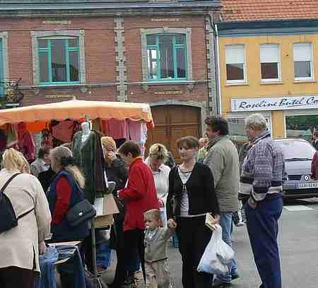 Audruicq market picture 4